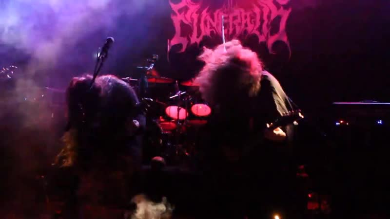 Funeralis - Esoteric [Live Stg, 03.03.18]