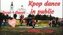 KPOP IN PUBLIC DANCE STREET 4MINUTE CRAZY 미져 JESSI 제시 GUCCI Dance Cover