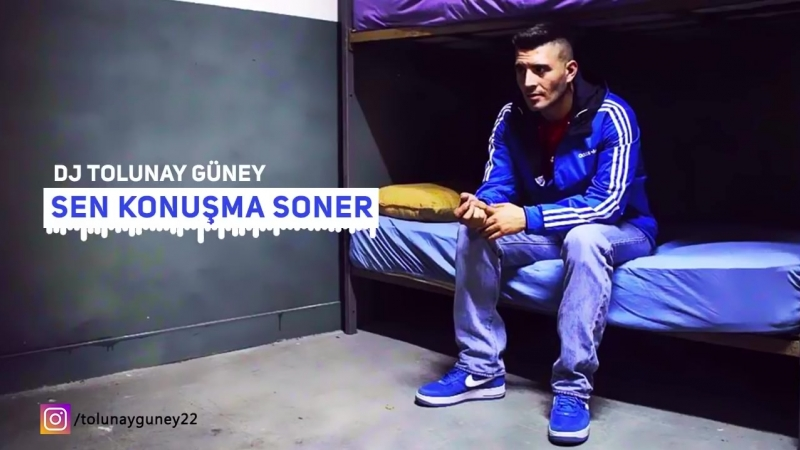 DJ Tolunay •Sen konuşma Soner• \\Club Mix 2018 \\