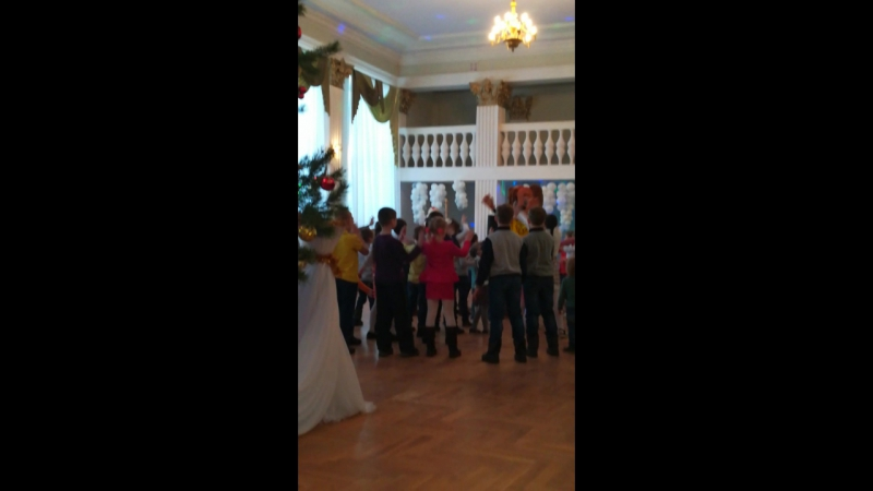 Новогодний бум ДК им Чапаева 5 01 18