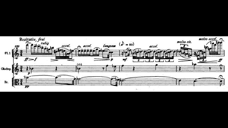 Die Harmonie der Welt Symphony by Paul Hindemith Audio Full Score