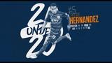 #5 Under 20 Felipe Hernandez
