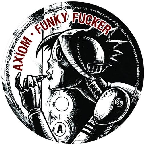 Axiom альбом Funky Fucker / Tardis
