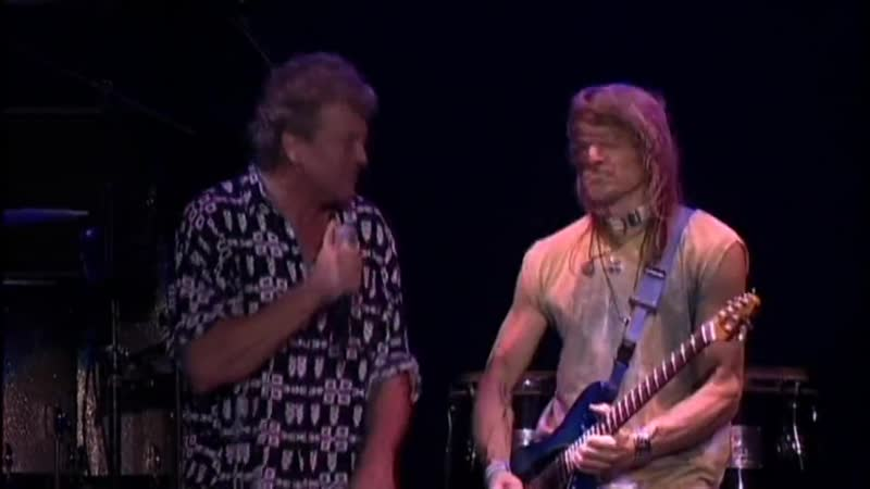 Deep Purple - Speed King (with Bass and Drum Soli and a Rocknroll medley) (Live at the NEC, England /2002)