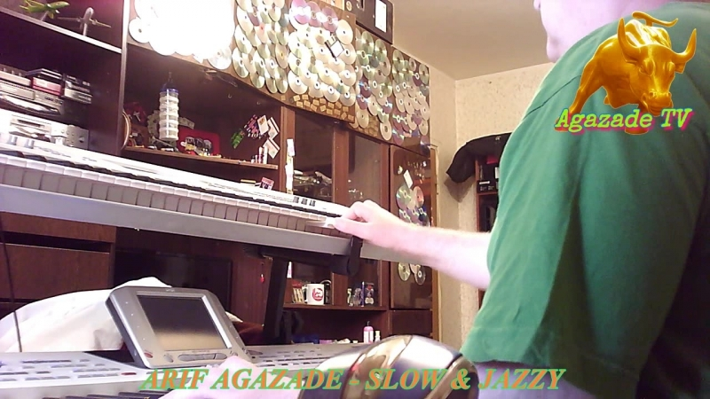 ARIF AGAZADE - SLOW JAZZY