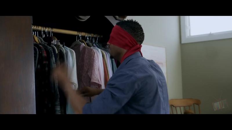 Малколм играет в жмурки - Дом с паранормальными явлениями 2 (2014) - Момент из фильма