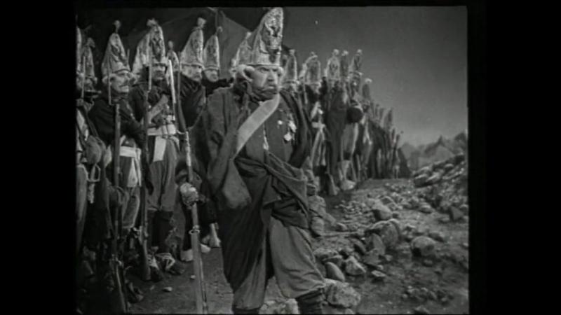 «Суворов» (1940) - биография, драма, реж. Всеволод Пудовкин, Михаил Доллер