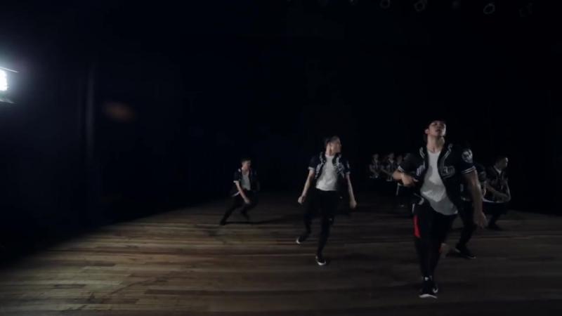 Lil Jon - Bend Ova ft. Tyga (A-TEAM) Dance