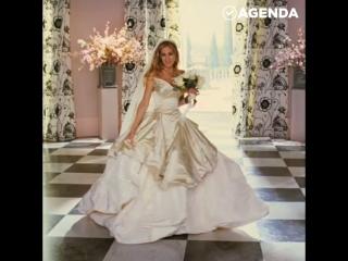 Сара Джессика Паркер выпустила коллекцию свадебных платьев