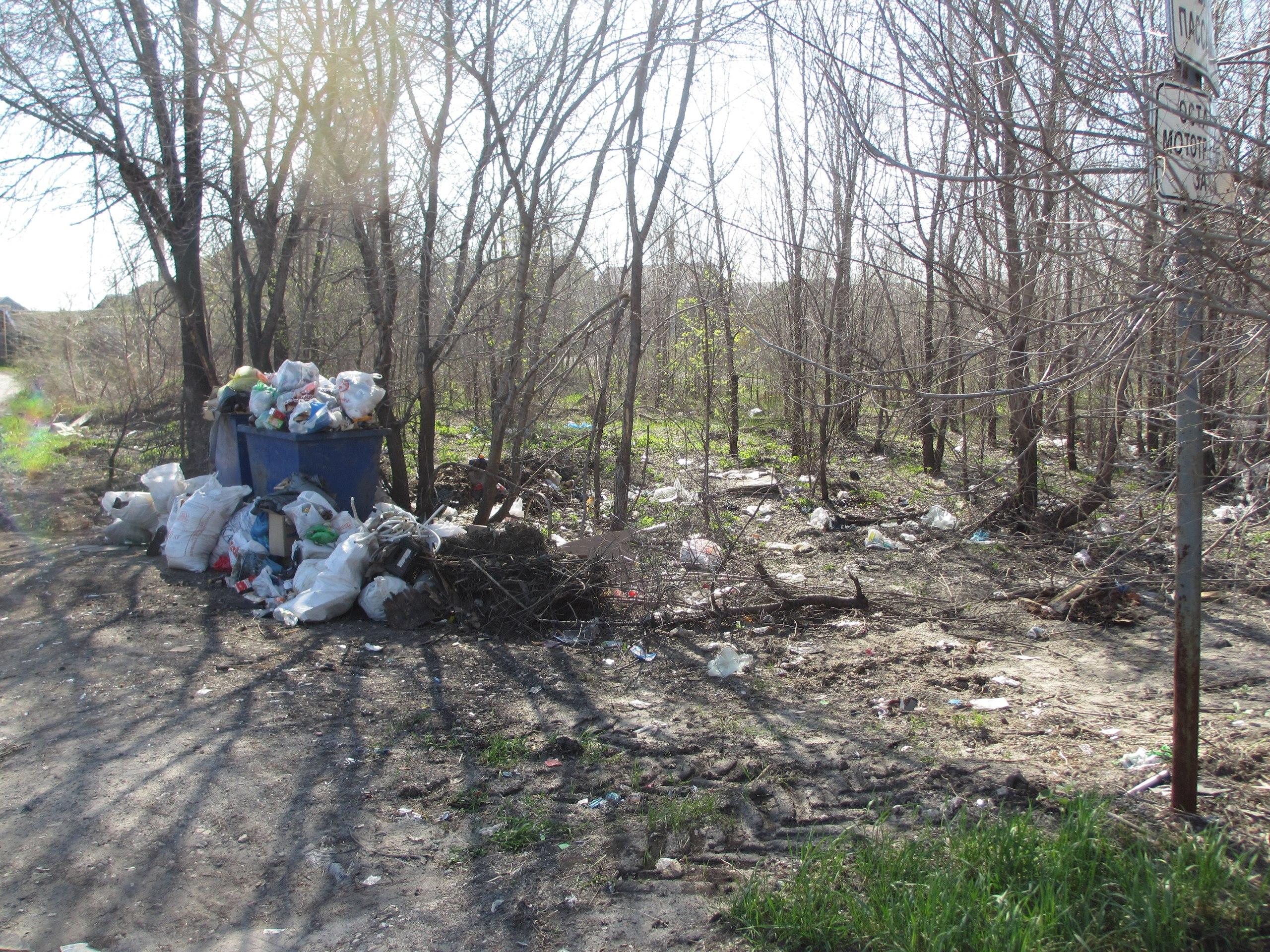 КПРФ Сызрань против мусора