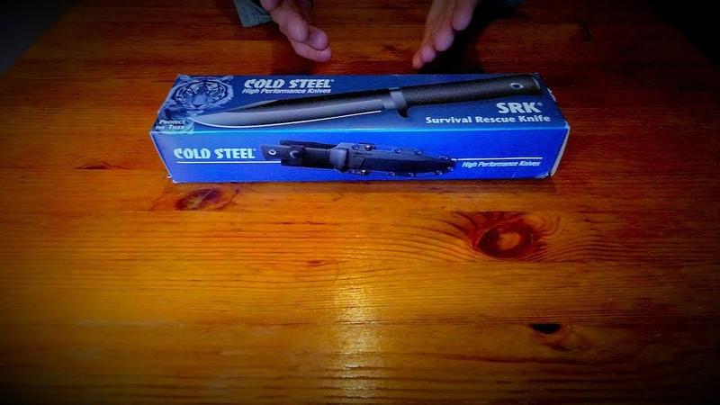 ⚠️[ОБЗОР] Как Исправить Сломанный Кончик🔪 | Реанимация Походного Ножа • How to fix Cold Steel SRK