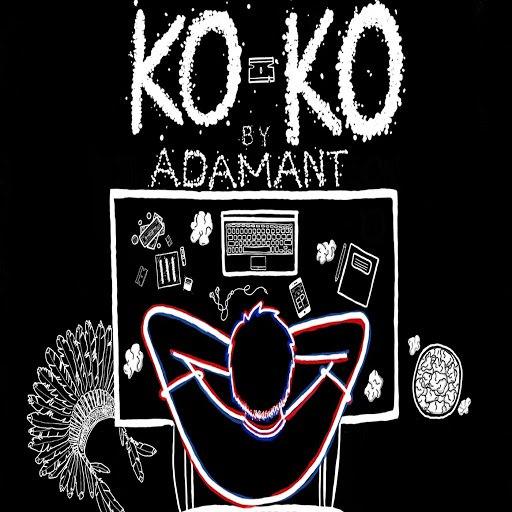 Adamant альбом KoKo (feat. DJ chuckles)