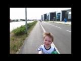 Прогулка по Крестовскому острову. 2 часть