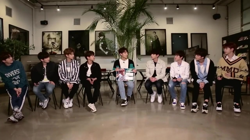 [SHOW: 180426] UNB - Pops in Seoul @ ARIRANG (FEELDOG)