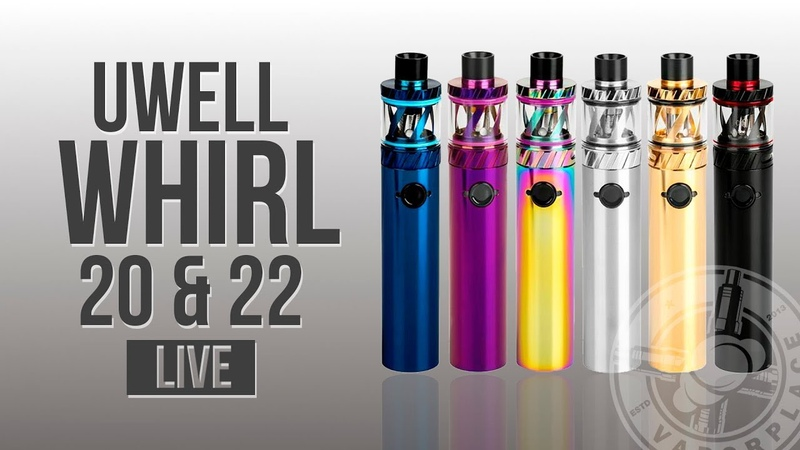Uwell Whirl 20 22 mm | by myuwell.com