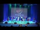 Творческий фестиваль 2017. Отрядный танец СПО «Делфис»