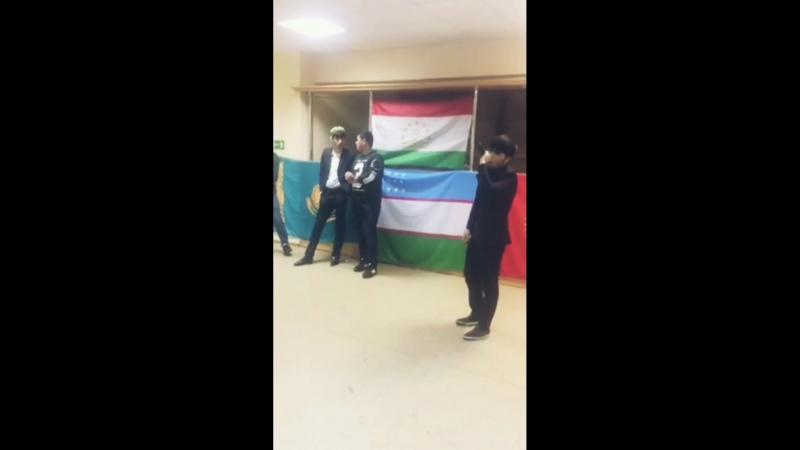 Istaravshan rap in the holiday of Navruz