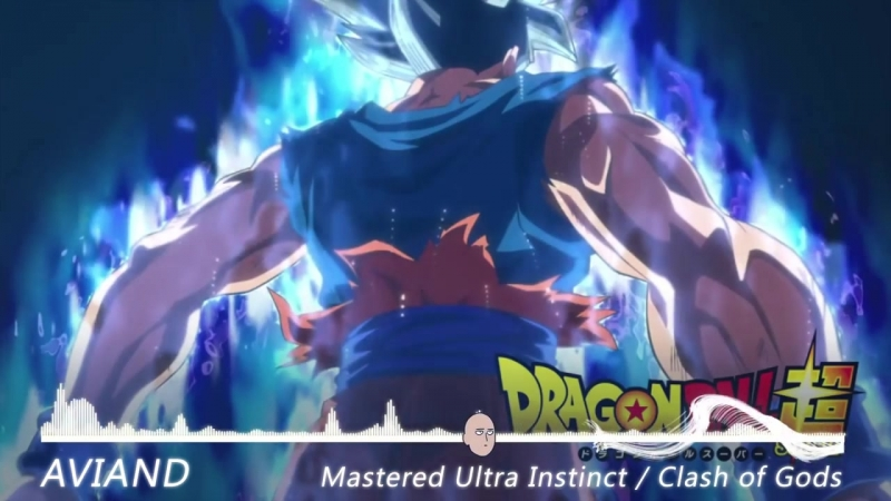 Dragon Boll Super OST❖ MASTERED Ultra Instinct Theme _ Clash of Gods │ Dragon Ball Super 129 OST 「Hyb
