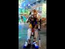 Phuket City Unexpected Encounter with Gundam
