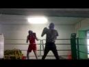 Спаринг по боксу (Мельник Роман,Магалецкий Никита,Сахацкий Артём)