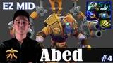 Abed - Tinker EZ MID Dota 2 Pro MMR Gameplay #4