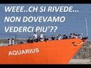 MIGRANTI L' AQUARIUS RITORNA ALLA CARICA IN CERCA DI CHI VUOLE 141 MIGRANTI...