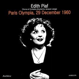 Édith Piaf альбом Paris Olympia, 29 December 1960 (Live)
