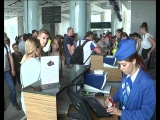 Рейс S7 Airlines Белгород - Санкт-Петербург