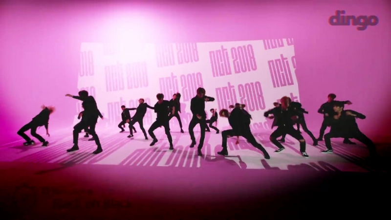 NCT -100secChoreography: 'BOSS', 'Baby, don't stop', 'GO', 'Touch', 'Black on Black'