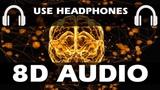 (AUDIO 8D) Pineal Gland Activation Music 8D