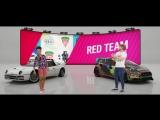 4 минуты геймплея в мультиплеере Forza Horizon 4 с Gamescom 2018.