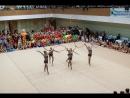 2017-11-26 Турнир по художественной гимнастики. Кубок Липниной