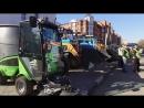 2018-04-18 - Парад коммунальной техники Лобня