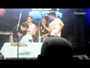 20140919 Can't Stop Manila CNBLUE Jungshin's Birthday cake to their Goodbye