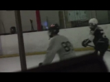 January 31: Video of Justin and Selena Gomez at the Los Angeles Kings Valley Ice Center in Panorama City, California.