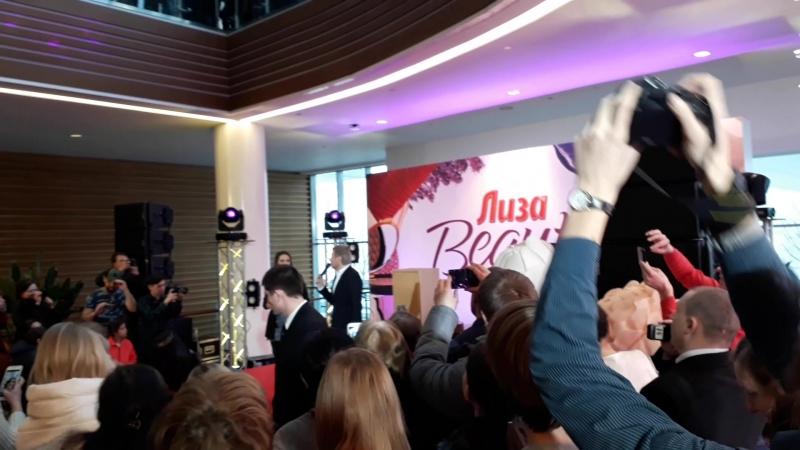 DJ ANDREY NASH ШОУ-БИЗНЕС МОСКВА ТРК VEGAS