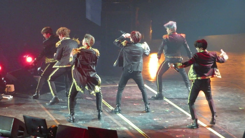 "BTS (방탄소년단) - ""IDOL"" ♪ LIVE IN PARIS @ ACCORHOTELS ARENA181019 2018.10.19 by Nowayfarer"