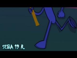 [amnecia] 'warrior inside' animatión happy tree friends hd.mp4