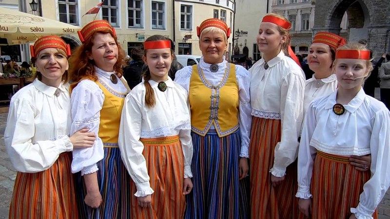 Привет из Эстонии. LybavaMlada.