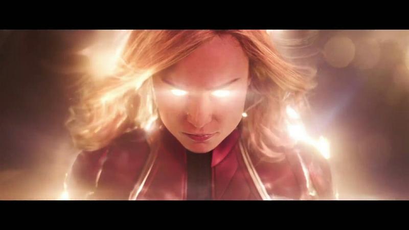 Marvel Studios Captain Marvel. Trailer