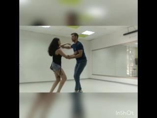 El Ton. Bachata. Anton y Yuliya