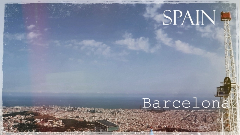 SPAIN / Malgrat De Mar / Barcelona / Costa del Maresme / Magic Fountain...