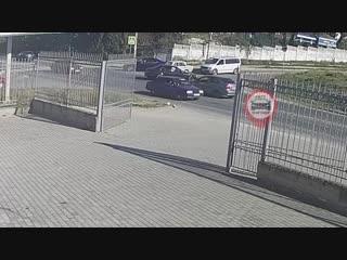 Очередное ДТП Севастополь Индустриальная - Стахановцев