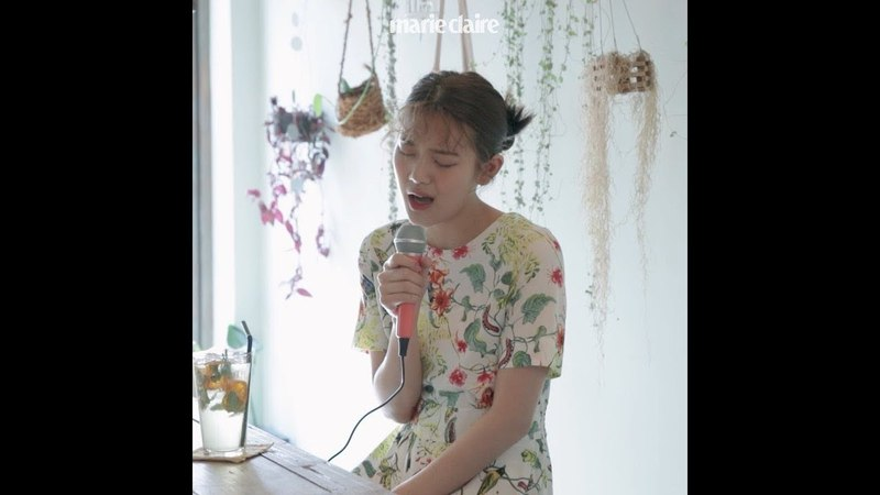 [Marie Claire Korea] 마리플레이리스트 마리라이브 민서 - 알지도 못하면서