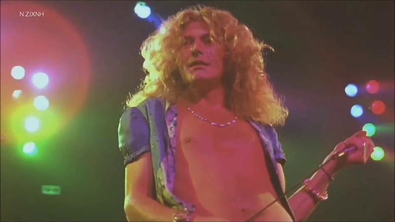 Led Zeppelin-Black Dog HD (Live) (Subtitulada en Español)