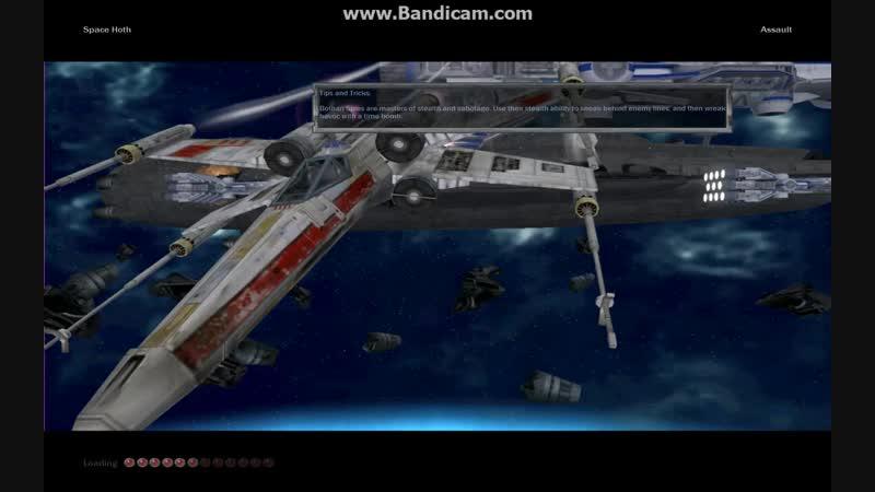 StarWarsBattlefront 2 (2005) Space HOT (Empire)