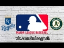 Kansas City Royals vs Oakland Athletics | 10.06.2018 | AL | MLB 2018 (4/4)
