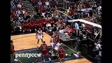 NBA Greatest Duels Allen Iverson vs. Michael Jordan (1997) Crossover on MJ