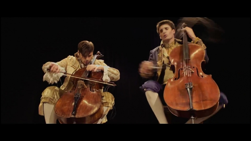 😎✔ lenar9779✌🤘 Video N°1) 2CELLOS-Thunderstruck[Official Video] 2CELLOS Luca Sulic & Stjepan Hauser playing their arrangement of