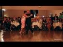 Sebastian Misse Andrea Reyero 1 4 Moscow Russia Second Russian Tango Congress 2016